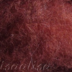 k3015 Wool for felting maroon  buy in the online store