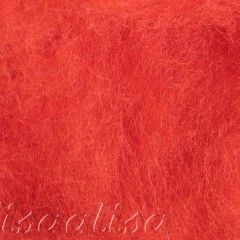 k3003 Wool for felting red  buy in the online store