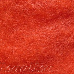 k3006 Wool for felting red  buy in the online store
