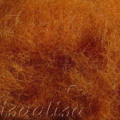 k3007 Wool for felting brown  buy in the online store