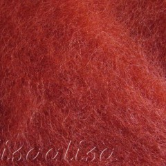 k3009 Wool for felting red  buy in the online store